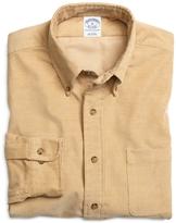 Brooks Brothers Slim Fit Corduroy Sport Shirt