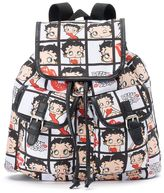 Disney Disney's Betty Boop Comic Strip Graphic Backpack