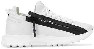 Givenchy Spectre zipped low-top sneakers