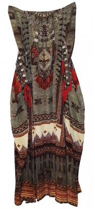 Camilla Silk Skirt for Women