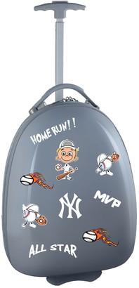 Youth New York Yankees Wheeled Pod Luggage