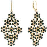 Green chandelier earrings shopstyle monet jewelry monet jewelry green chandelier earrings mozeypictures Gallery