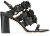 Tory Burch Blossom sandals - women - Leather/Nappa Leather - 38