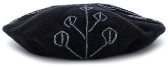 Loro Piana Kids Sweet Garden cashmere beret
