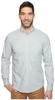 Dockers Premium Long Sleeve Weathered Oxford