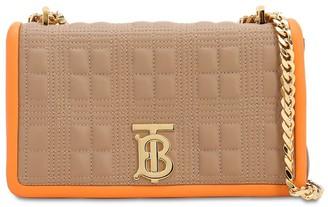 Burberry Sm Lola Leather Shoulder Bag