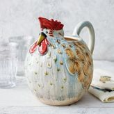 Sur La Table Jacques Pépin Collection Chicken Pitcher