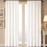 JCPenney Madison Park Kylie Rod-Pocket Cotton Curtain Panel