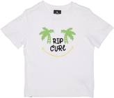 Rip Curl Tots Boys Smiley Tee White