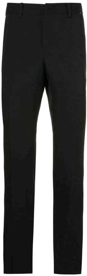 CK Calvin Klein suiting trousers