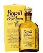 Royall Fragrances Royall Bay Rhum All Purpose Lotion/Cologne by 4oz Splash/Spray)