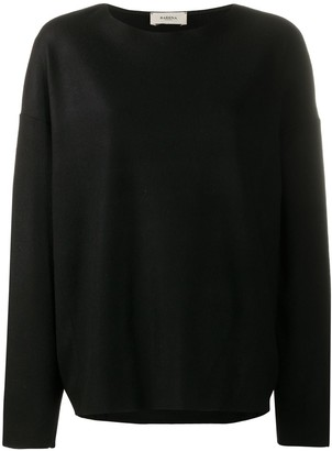 Barena Oversized Dropped Shoulder Jumper