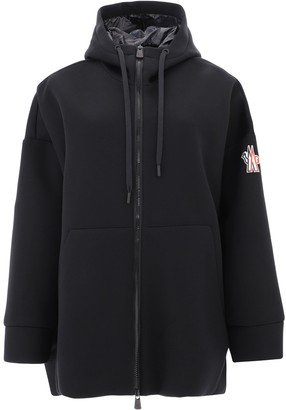 MONCLER GRENOBLE Zipped Hooded Jacket
