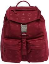 MCM Small Dieter Nylon Backpack