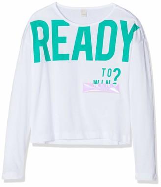 Esprit Girl's Rp1002507 T-Shirt Long Sleeves Top