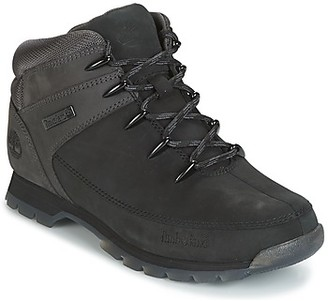 Timberland EURO SPRINT HIKER men's Mid Boots in Black