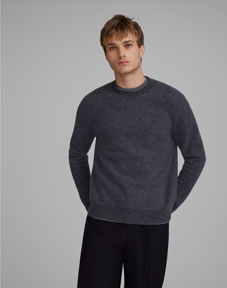 Club Monaco Boiled Wool Sweater