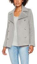 Gant Women's Bonded Wool Pea Coat Jacket