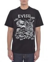 Evisu Evisu Embroidery T Shirt