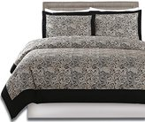 Utopia Bedding 3 Piece Paisley Duvet Cover Set (King) - 1 Duvet Cover 2 Pillow Shams - Luxe Style Brushed Velvety Microfiber - Floral Pattern - Comfortable, Breathable, Soft, Extremely Durable -