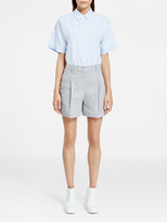 DKNY Pure Hidden Placket Shirt