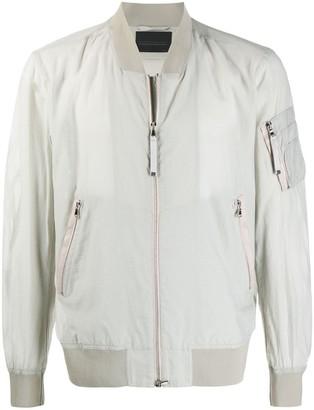 Diesel Black Gold J-diaspro zipped bomber jacket