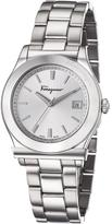Salvatore Ferragamo 1898 Collection FF3960014 Men's Stainless Steel Quartz Watch