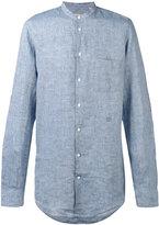 Massimo Alba striped shirt - men - Linen/Flax - M