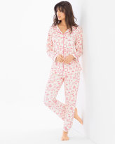 Soma Intimates Bedhead for Soma Cotton Blend Classic PJ Set