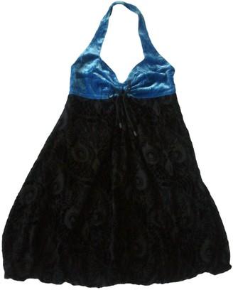JC de CASTELBAJAC Multicolour Velvet Dresses