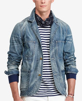 Polo Ralph Lauren Men's Denim Blazer
