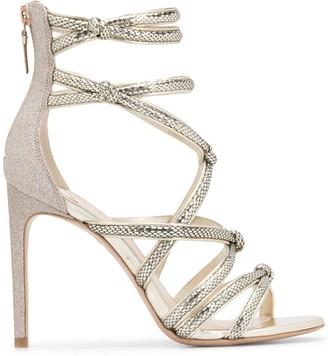 Sophia Webster Freya cage sandals