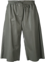 Joseph drawstring shorts - women - Nappa Leather - 38