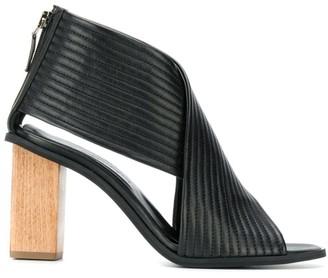 Christian Wijnants heeled Ante sandals