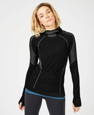Sweaty Betty Elite Seamless Merino Run Hoody