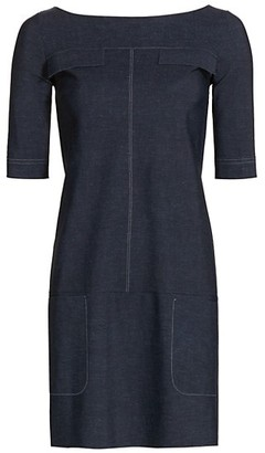 Chiara Boni Publia Shift Dress