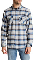 Burnside Long Sleeve Flannel Shirt