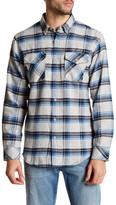 Burnside Regular Fit Flannel Shirt