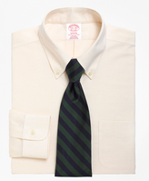 Brooks Brothers Non-Iron Regent Fit BrooksCool® Button-Down Collar Dress Shirt