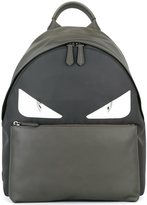 Fendi Bag Bugs backpack - men - Calf Leather/Nylon - One Size