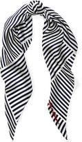 Polo Ralph Lauren Striped Silk Scarf