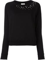 Saint Laurent Star-Studded Sweatshirt