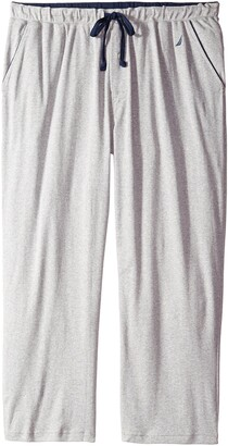 Nautica Men's Big-Tall Knit Lounge Pant