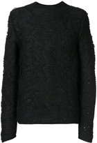 Isabel Benenato furry jumper