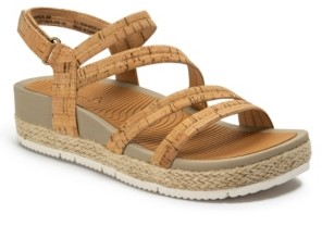 Bare Traps Baretraps Marda Rebound Technology Wedge Sandals Women's Shoes