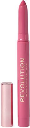 Makeup Revolution Velvet Kiss Lip Crayon Cutie