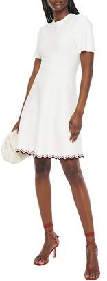 Proenza Schouler Stretch-knit Mini Dress