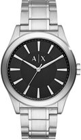 Armani Exchange A X Men's Stainless Steel Bracelet Watch 44mm AX2320
