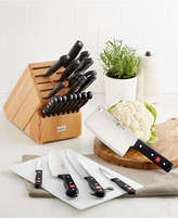 Wusthof Gourmet 23-Piece Knife Block Set