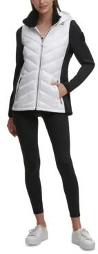 Calvin Klein Hooded Jacket